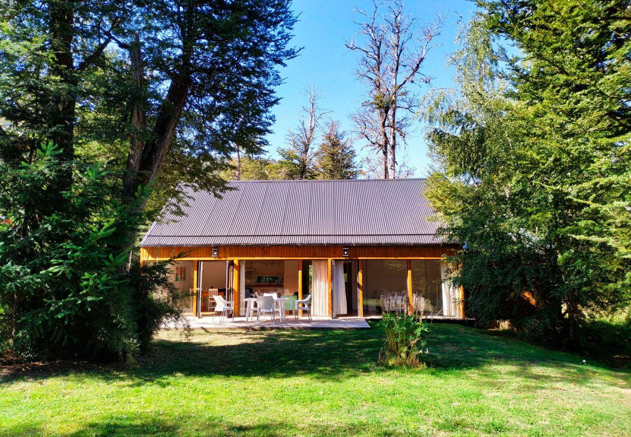 Espacio verde BOG El Granero Villa La Angostura