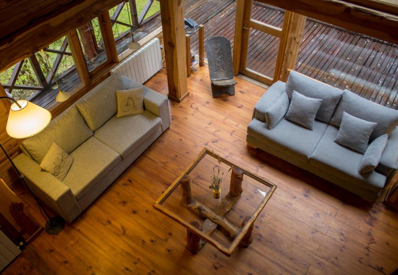 Casa en Villa La Angostura - El Raulí
