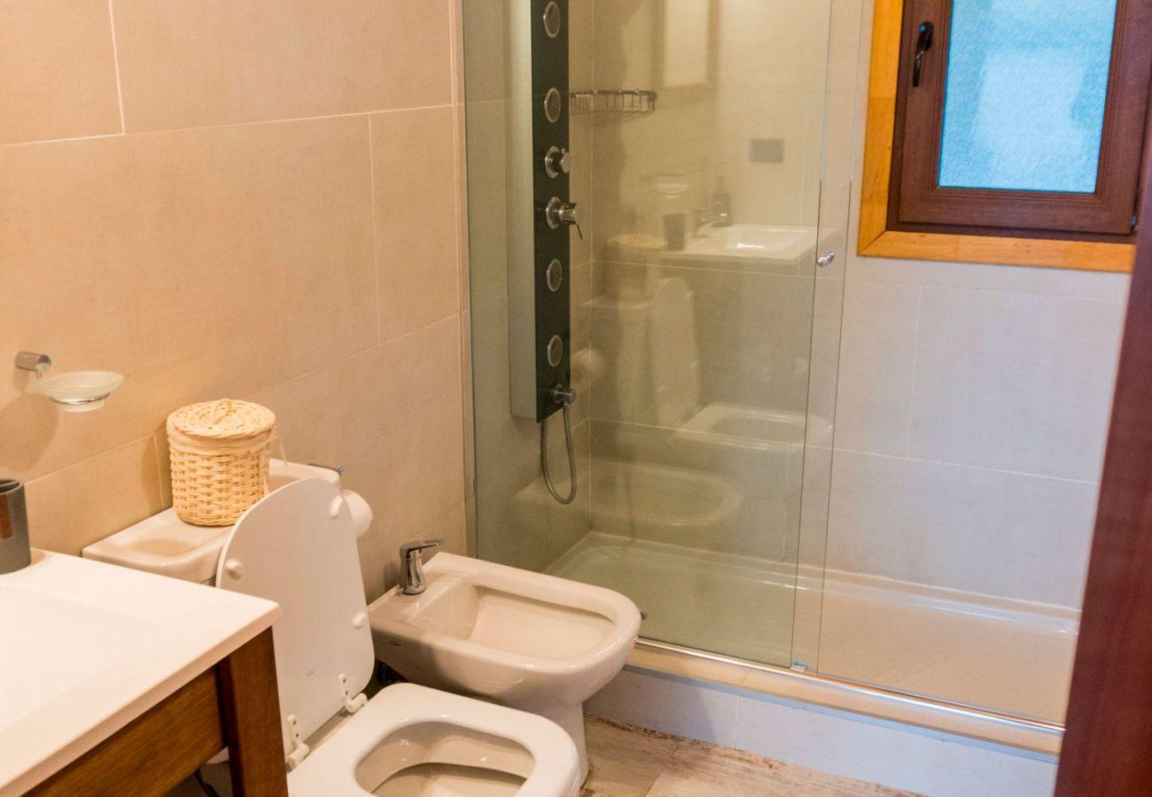Hermoso baño BOG Atardeceres del Lago 7 Villa La Angostura