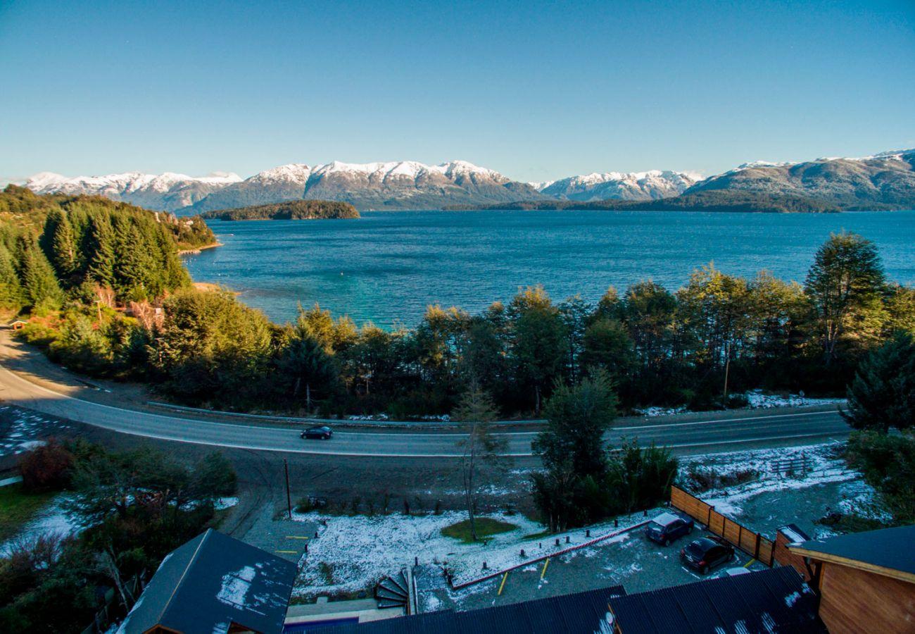 Vista lago Nahuel Huapi BOG Atardeceres del Lago 7 Villa La Angostura