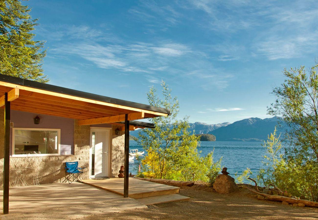 Hermosa casa frente al lago BOG Casa del Río Villa La Angostura