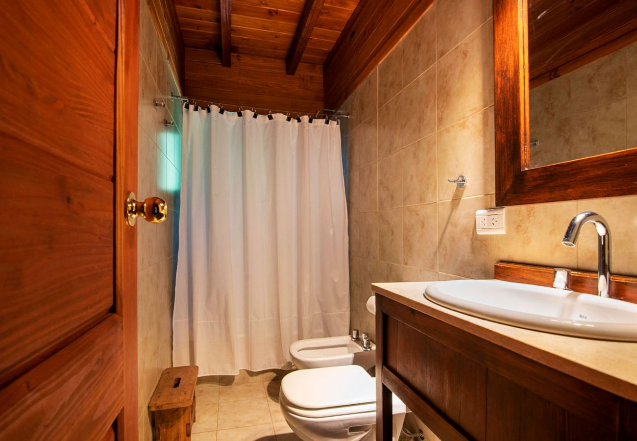 Baño completo BOG Sulla Montagna Villa La Angostura