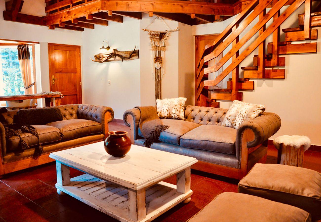 Calido living BOG Pichi Ruca Villa La Angostura