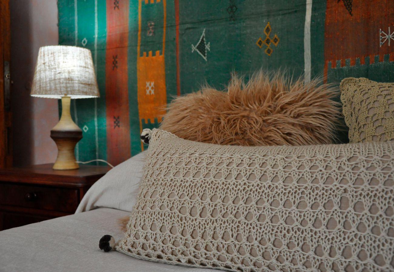 Confortante dormitorio BOG Pichi Ruca Villa La Angostura