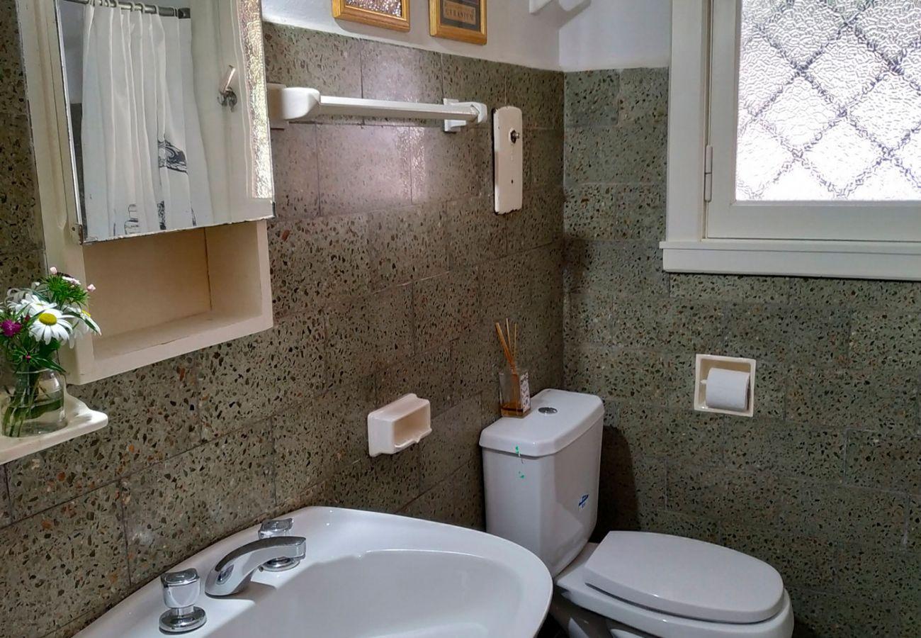 Hermoso baño completo BOG Pichi Ruca Villa La Angostura