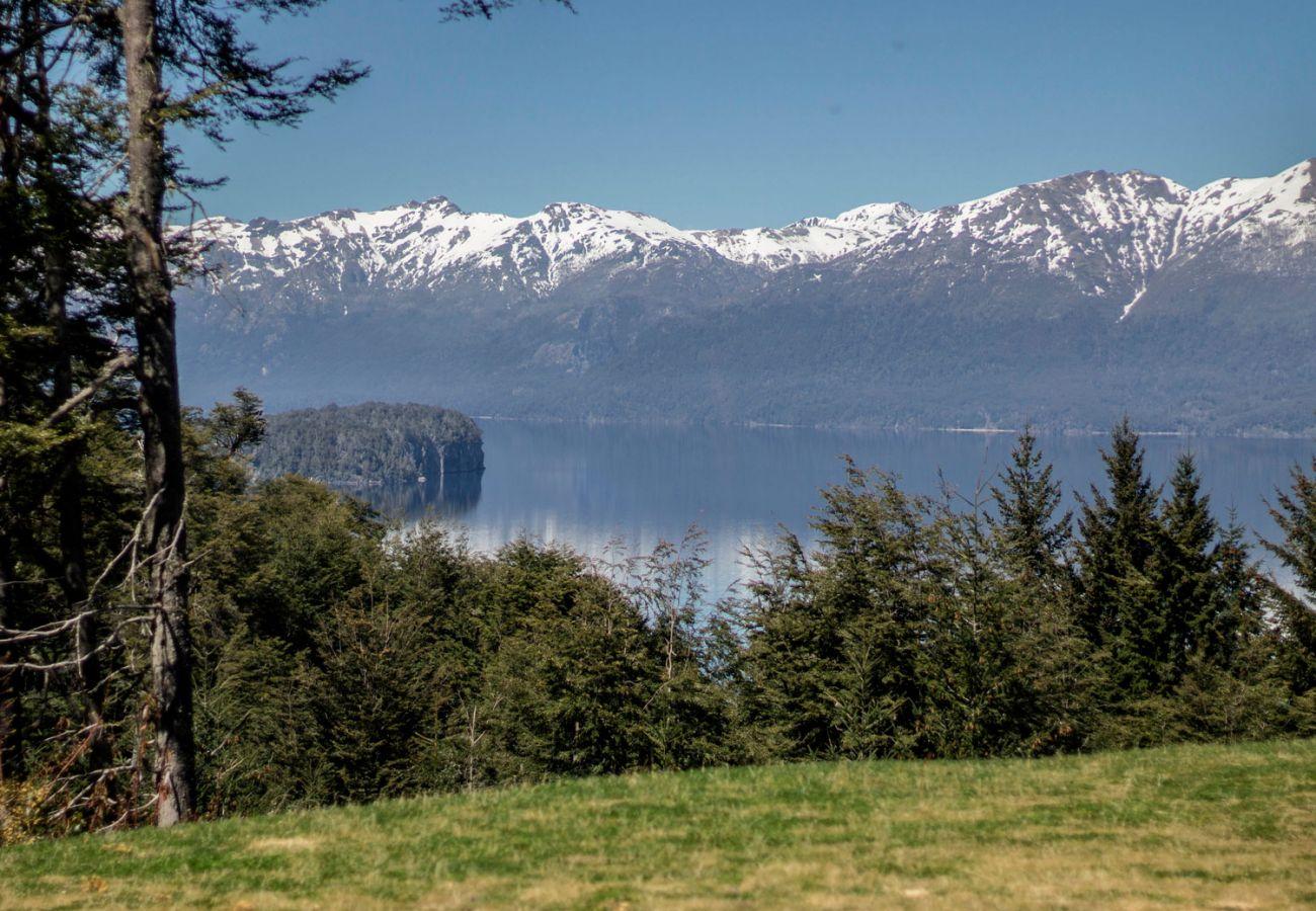 Vista a cordillera BOG JPG Casa con vista al lago Villa La Angostura