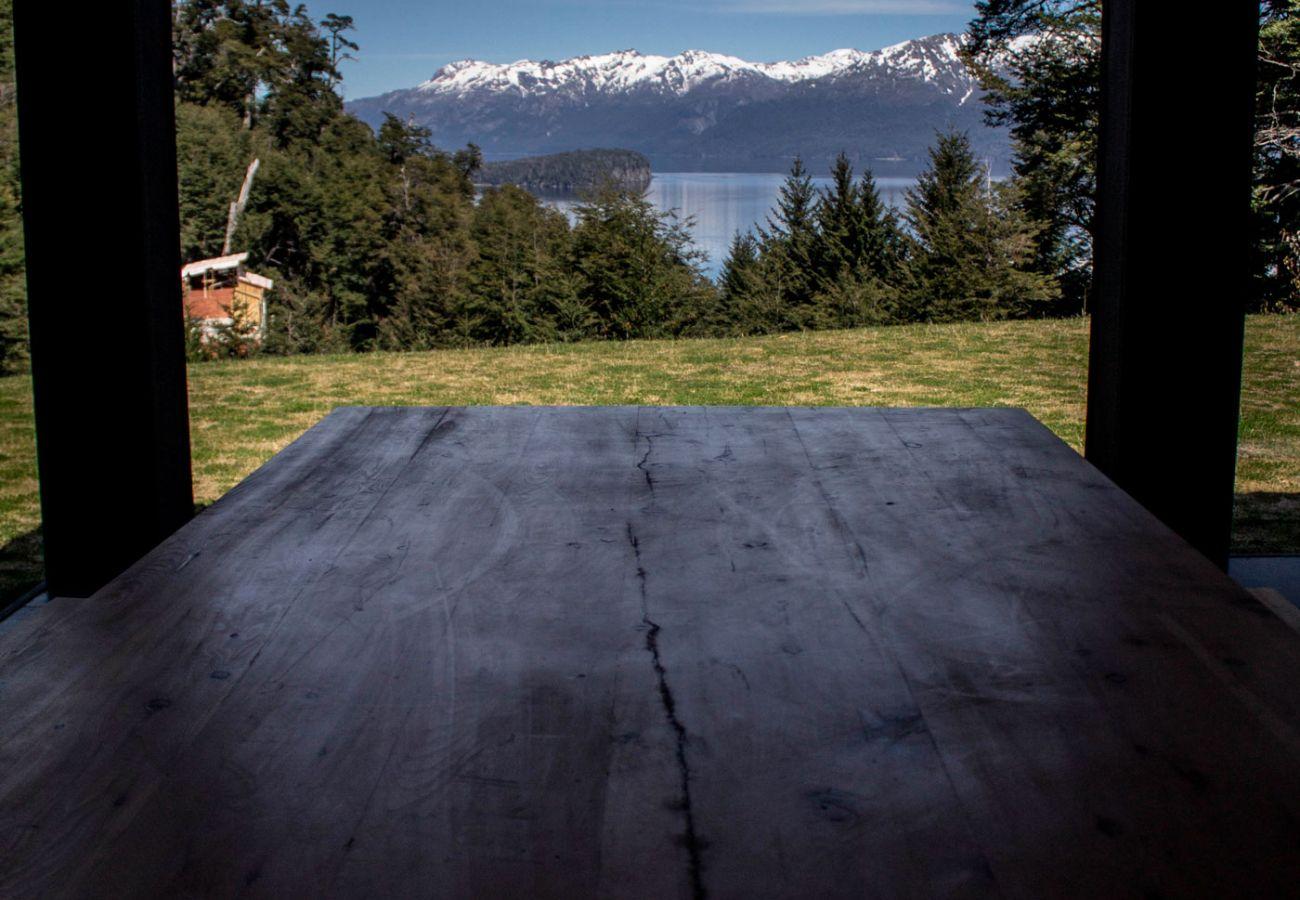 Detalles 1 BOG JPG Casa con vista al lago Villa La Angostura
