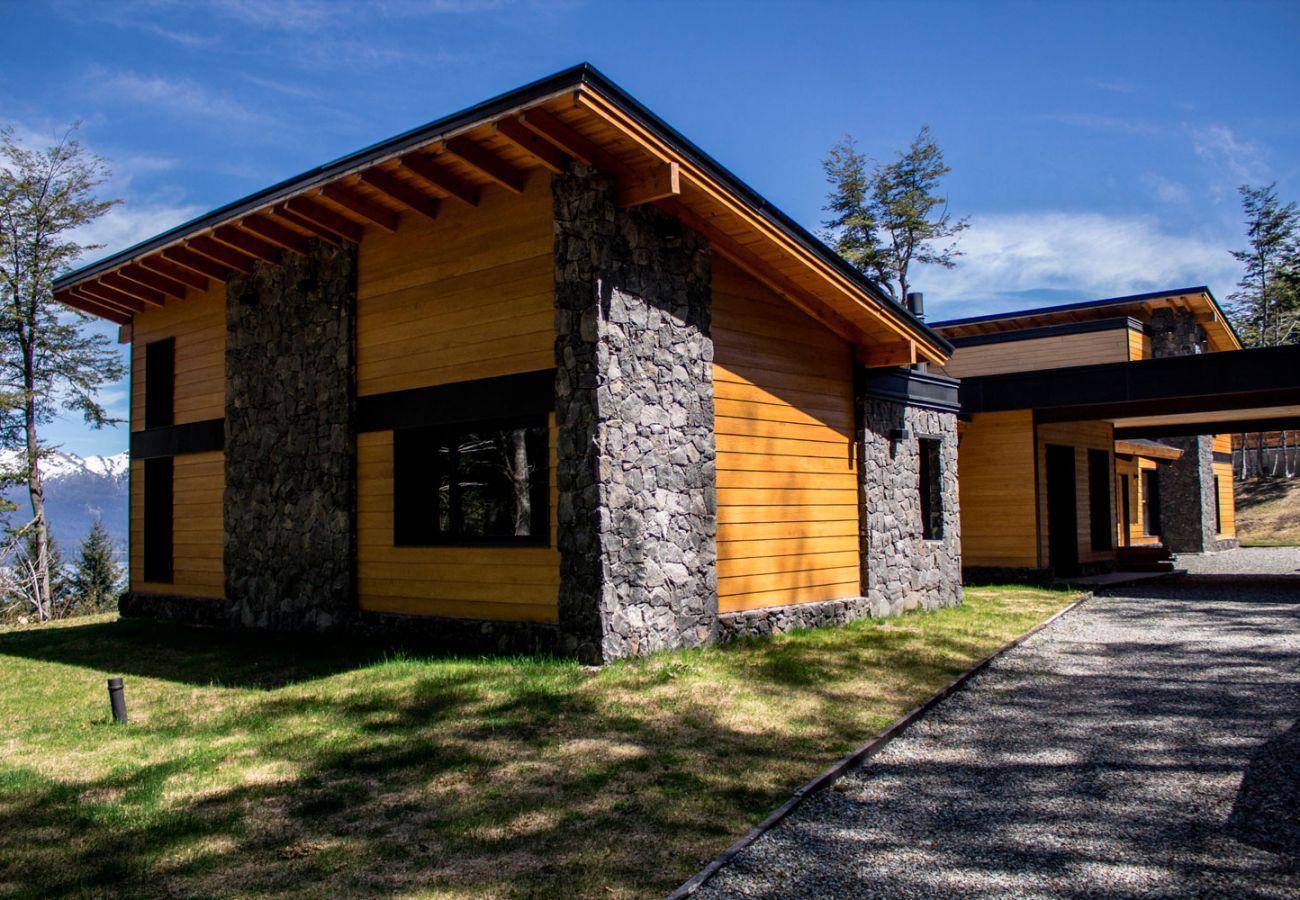 Fachada 2 BOG JPG Casa con vista al lago Villa La Angostura