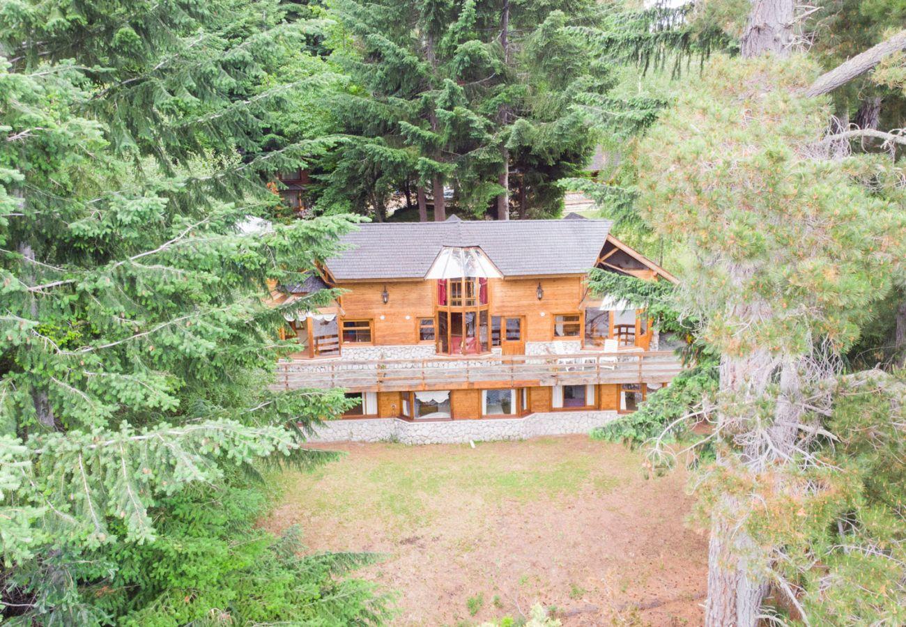 Cabaña rodeada de naturaleza BOG Le Pommier 1 Villa La Angostura