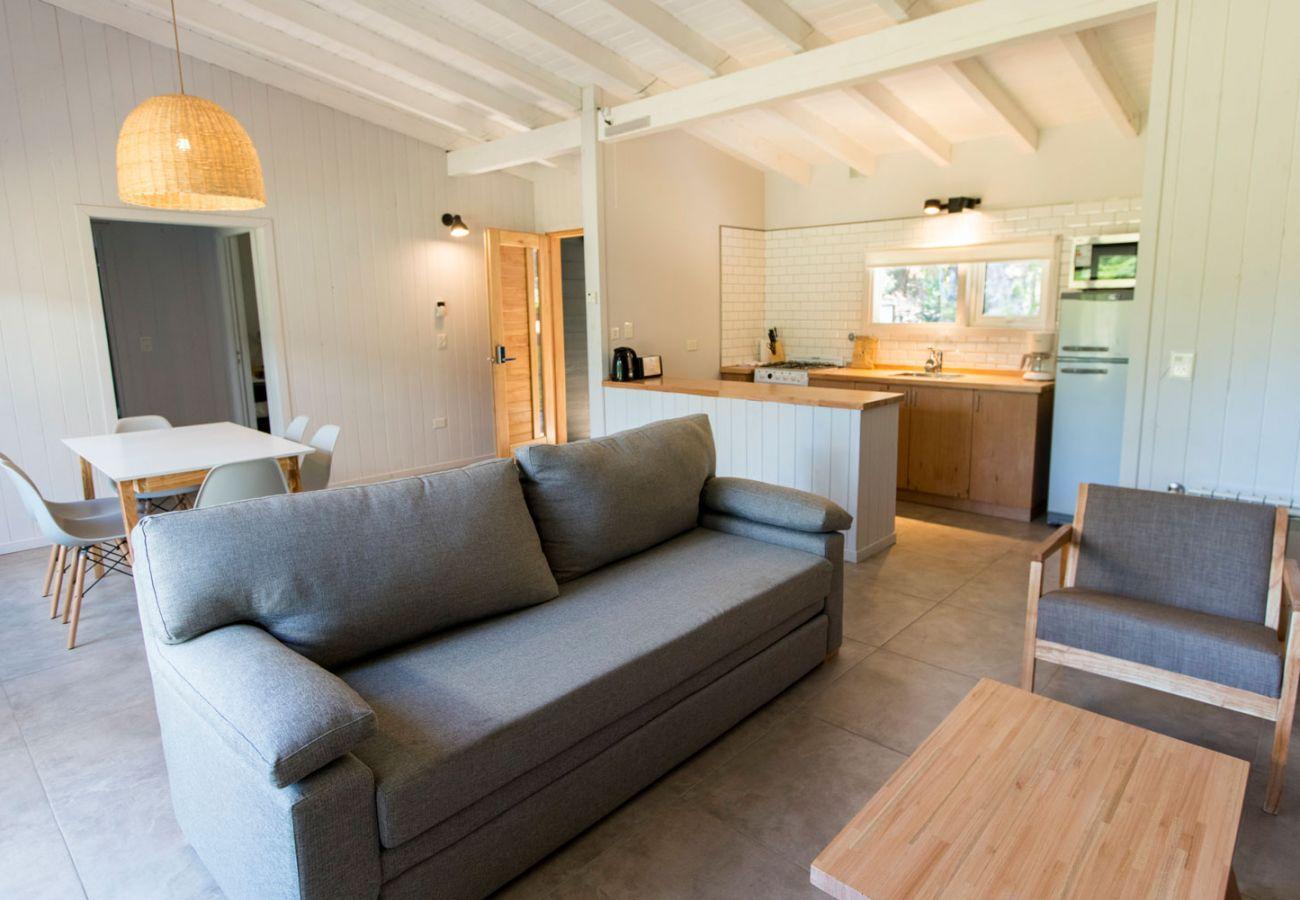 Comodo sofa cama BOG Bosque de Manzano 1 Villa La Angostura