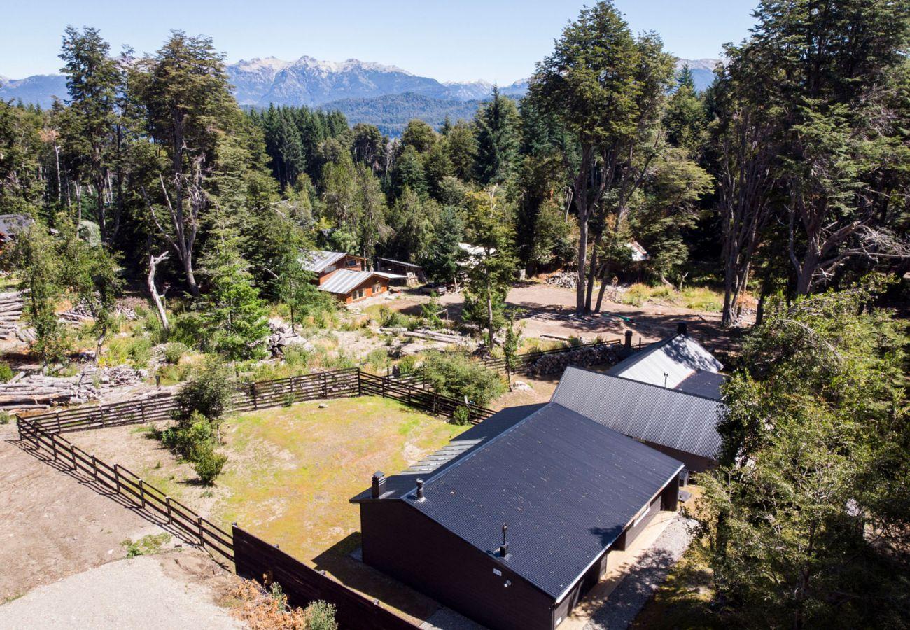 Casa equipada BOG Bosque de Manzano 2 Villa La Angostura