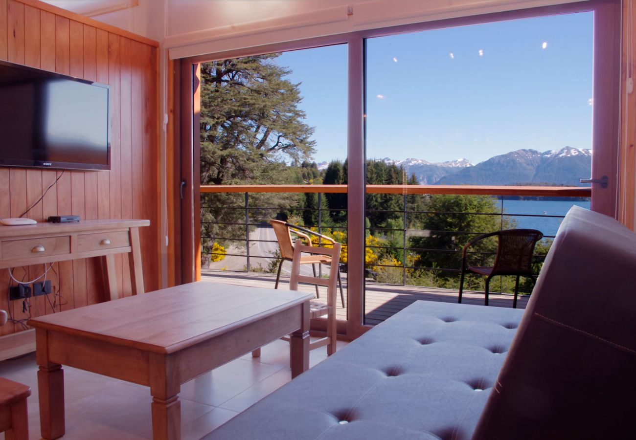 Apartamento em Villa La Angostura - Atardeceres del Lago 1