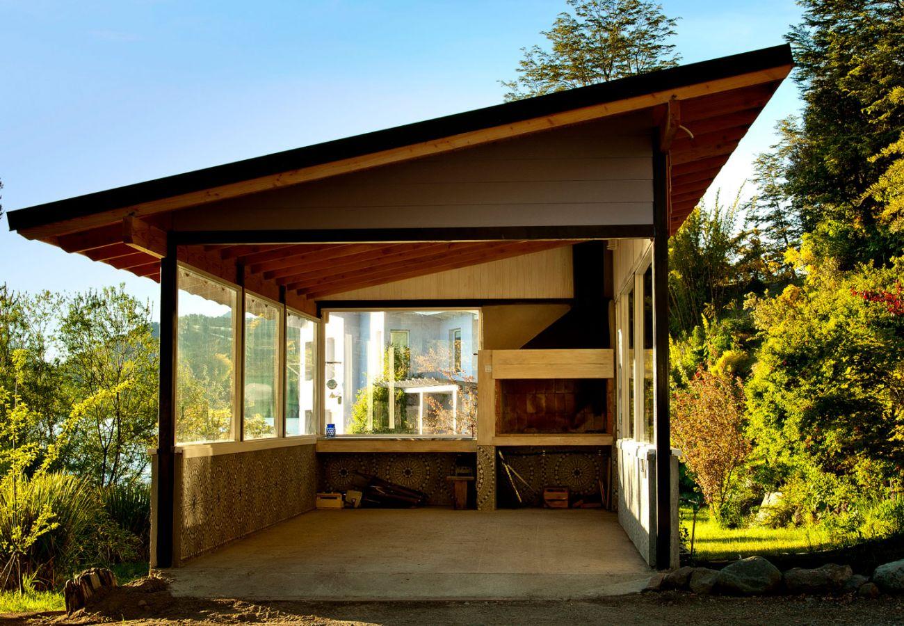 Bungalow em Villa La Angostura - Casa del Río