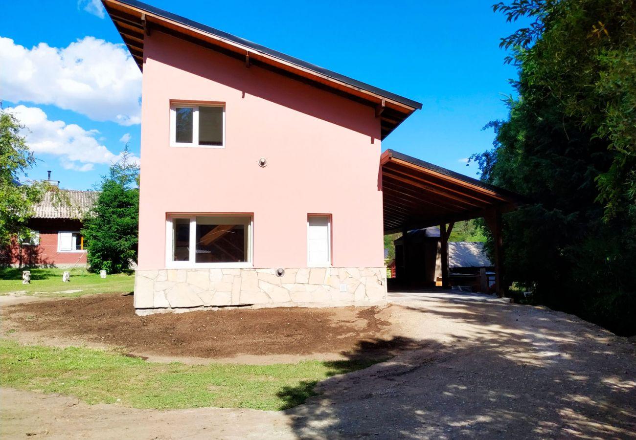 Casa em Villa La Angostura - Casa Rosada 1